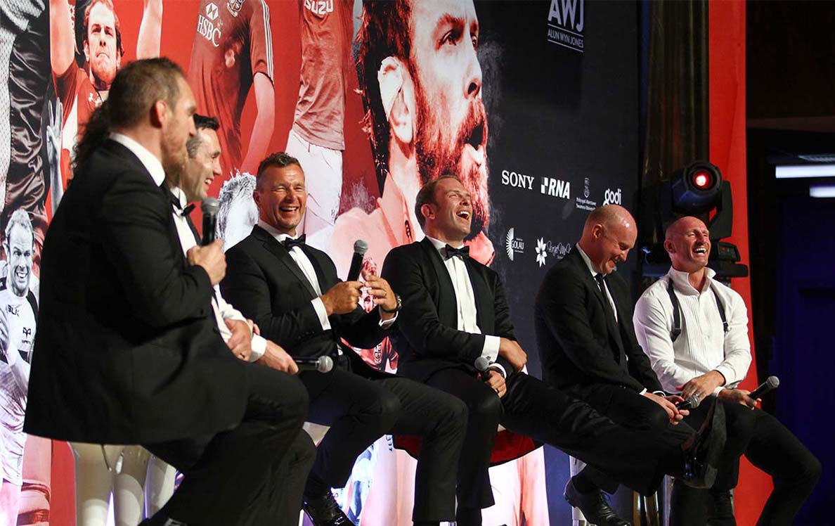 A Night With the Welsh Centurions