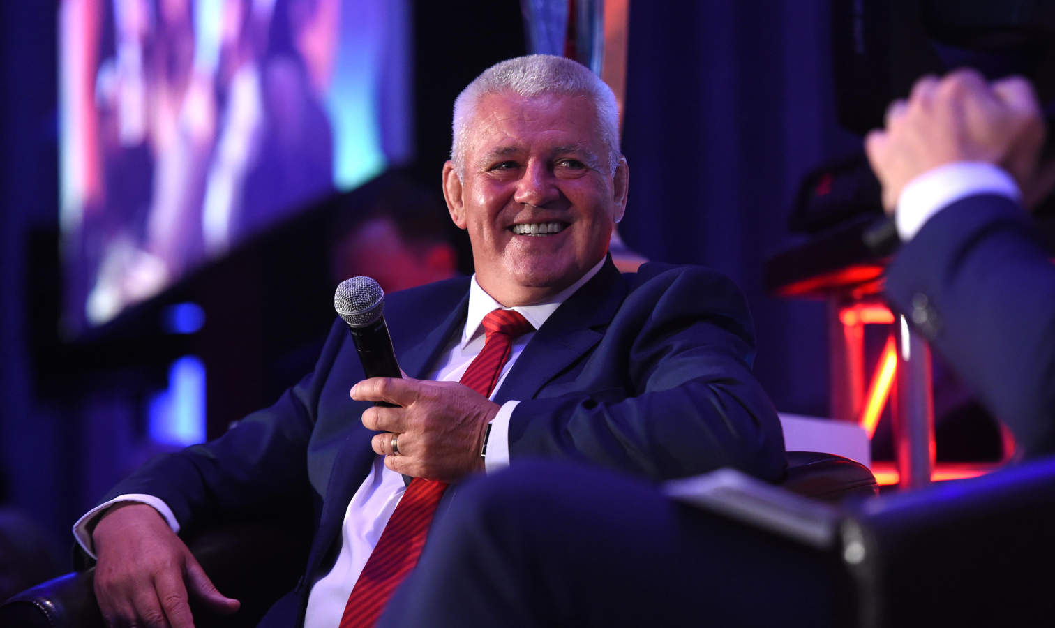 Warren Gatland Farewell Dinner